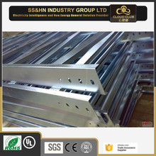 Professional Cable Ladder 200Mm , Stainless Steel Ladder Cable Tray
