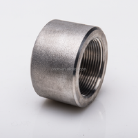high pressure ISO 3000# LB 3M NPT pipe cap fitting