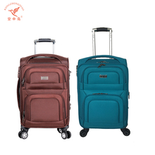 best decent lightweight hand fabric luggage trolley bag