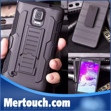 Hybrid armor heavy duty mobile phone back cover case for Samsung galaxy Note 3