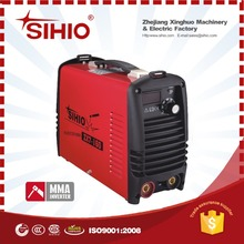 Premium good quality CE CCC ARC/TIG 140 PLASTIC DIGITAL DISPLAY MMA IGBT WELDER CHEAP ROBOTIC 2 IN 1 WELDING