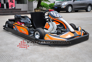 Best Price 200cc/270cc electric start racing go karts for sale