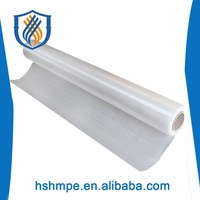 China uhmwpe material fabric for bullets 9mm