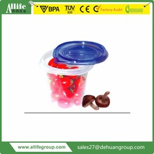 Plastic Food Delivery Containers/Prep Containers