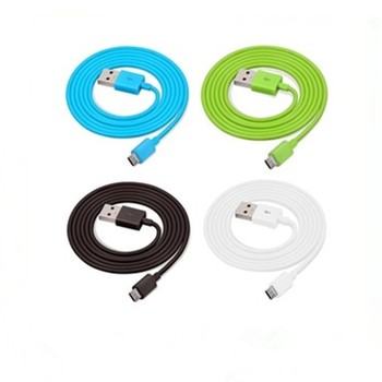 Manufacturer in China OEM Accept Eletrical Wire Charging and Data Micro USB Cables for Phones