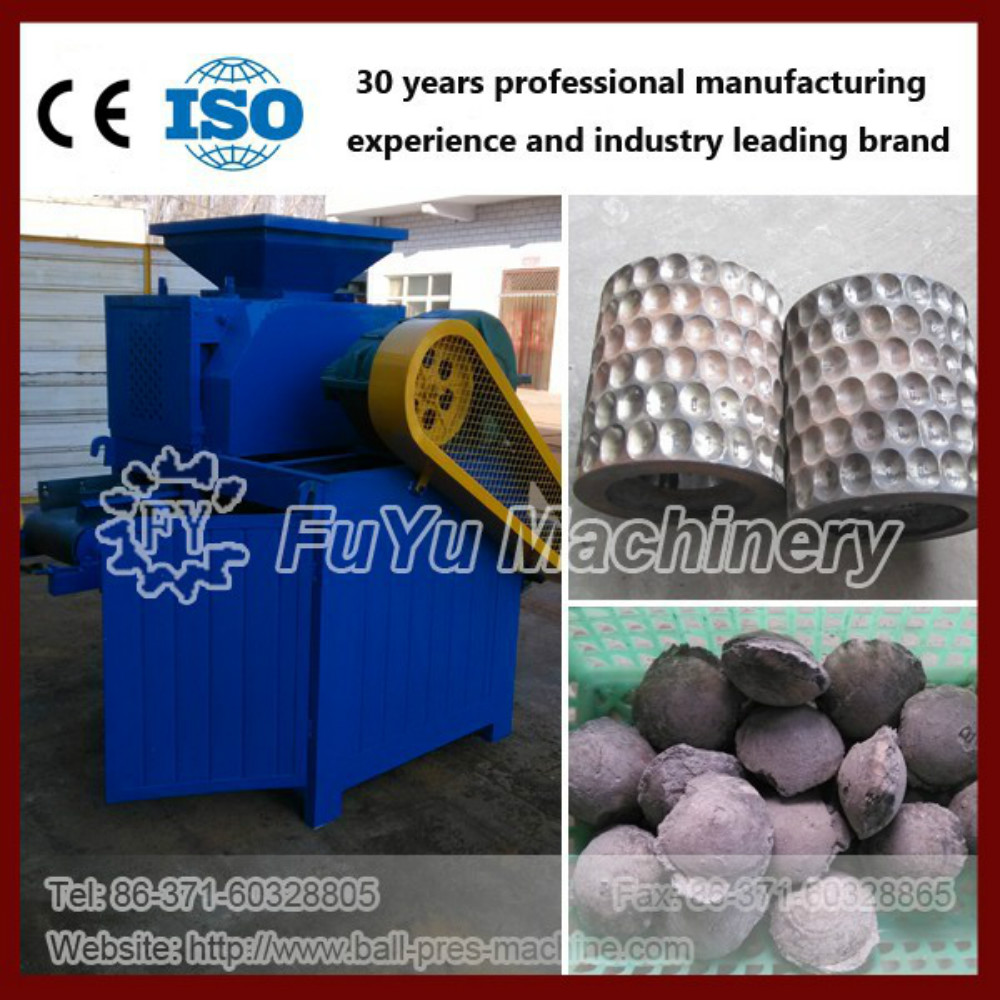 Excellent!!! Coal/Charcoal Powder briquette making machine with EX factory price