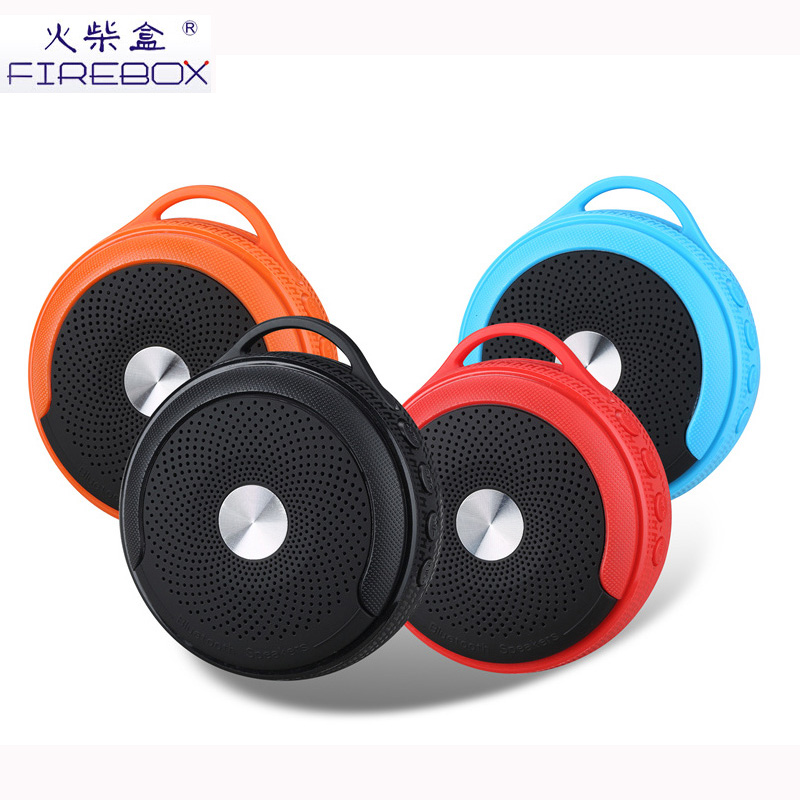 Hot selling Mini portable outdoor sport wireless bluetooth waterproof speaker with water proof for a gift