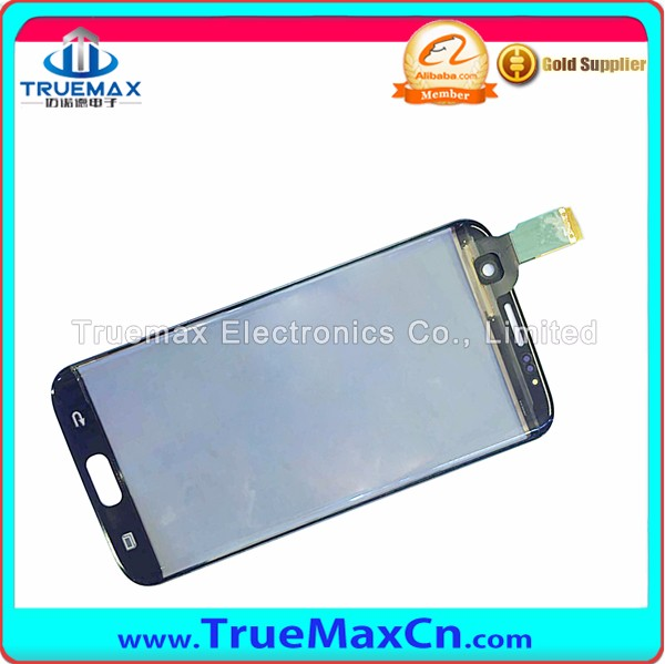 Fast Shipping Spare Parts for Samsung Galaxy S7 Edge Touch Panel With Polarized Light