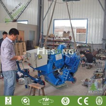 CE Certification Floor Shot Blast Machine / Portable Sand Blaster