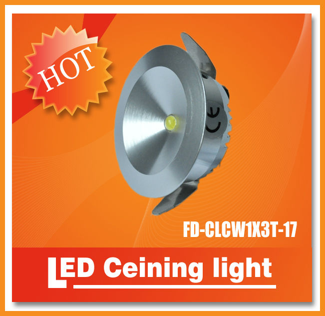 Cree 3w LED Light Manufacture Recessed Ceiling Light Cree 12V