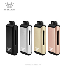 China Supplier colorful cheap vape pen vaporizer Wellon e cig pen