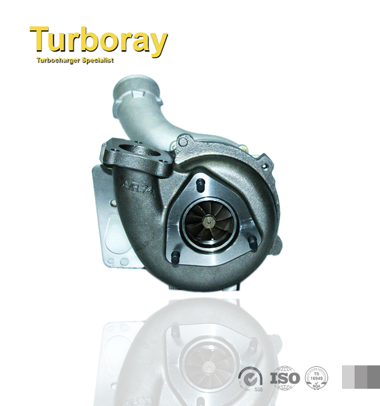 GTB2260VK turbo 776470-5003S for Audi A6 Audi Q7 059145722R V6 TDI Euro-5