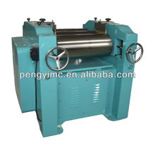 three roll mill for ink