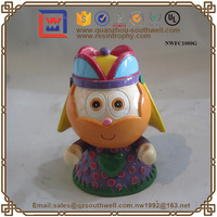 Custom Cartoon Plastic Figurine Cartoon Statue Figure
