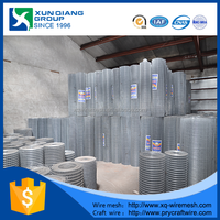 Q195 high quality gi welded wire mesh for sale ( SGS )