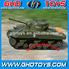 1:30 RC M4A3 SHERMAN TANK
