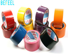 BOPP waterproof singleside bagsealing logo customize packing tape in adhesive tape