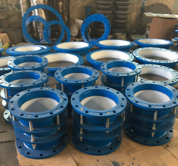Factory supply industrial double flange limited expansion joint