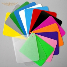 Hot Sale Cheap Designed PP Sheet, Colorful Hard Plastic extruded pp sheet for die cut