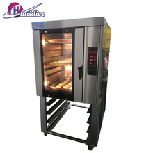 10 layers convection gas cooker oven,convection baking oven