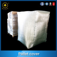 Aluminum foil Manufacturer Pallet Cover Thermal Bag