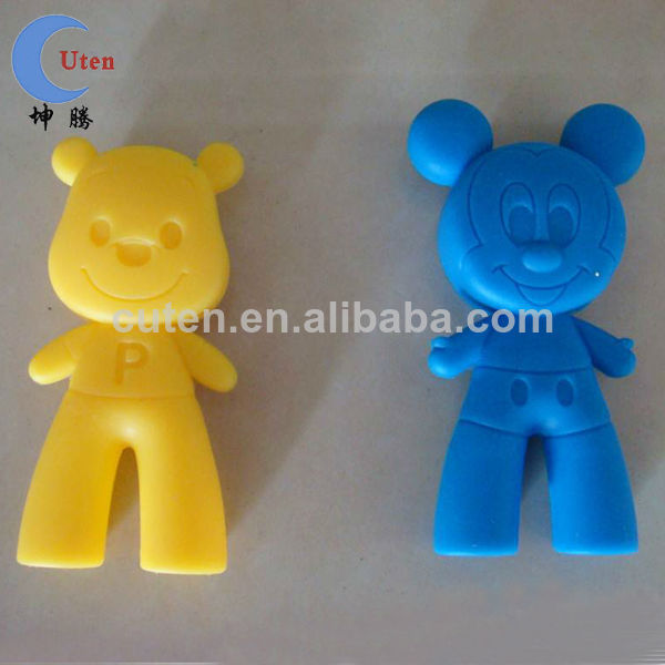 Custom Lovely Small Molded Silicone Rubber Part