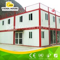 New product in China cargo container buildings