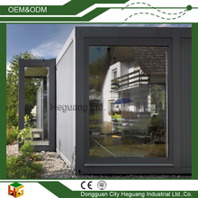 Good quality Large prefab modular container home/living container house/luxury container house for Sale