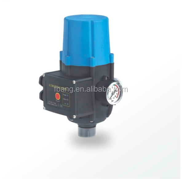factory wholesale electric water pressure control switch automatic pump pressure control