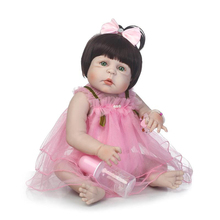 wholesale lifelike silicone handmade reborn baby dolls for sale