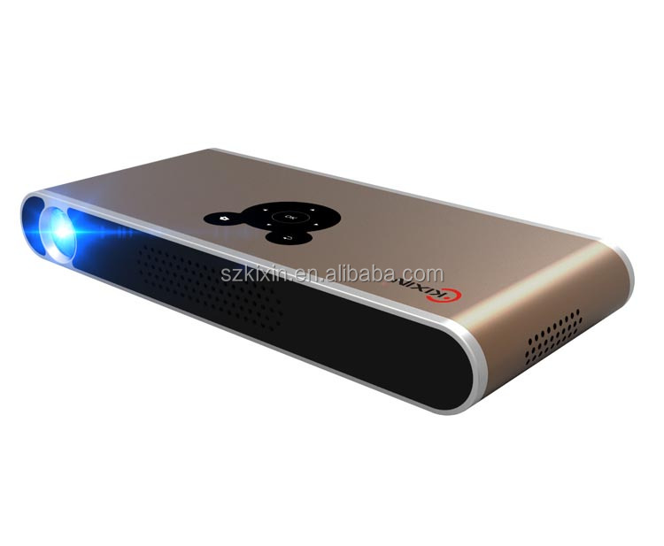 classroom,home,business,meeting room use mini projector 300 lumens WIFI bluetooth