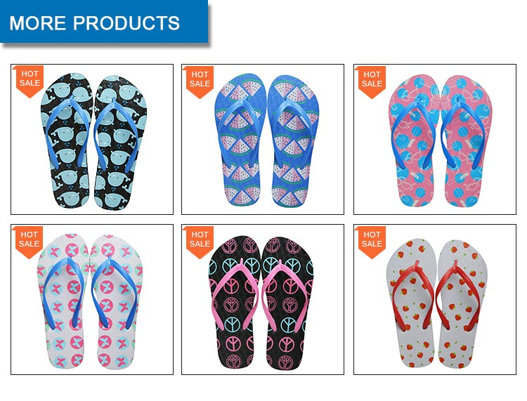 custom design top quality Brazil rubber flip flops cheap silk printed logo rubber slippers