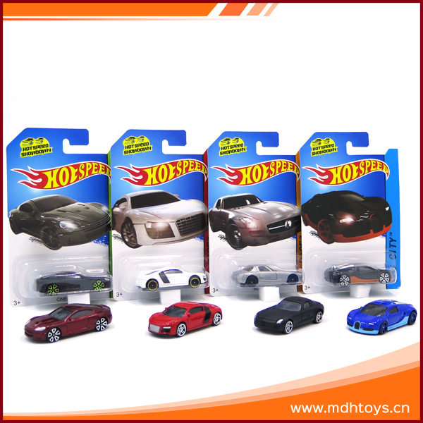 Hot sale mini 1:64 alloy toy free diecast model car toys for kids