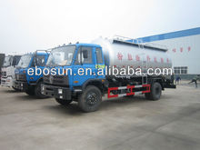 Small bulk powder tank truck for sale/bulk cement truck/bulk tank cement