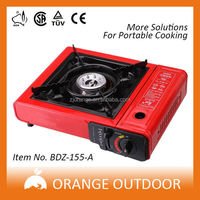 single burner colourful gas stove part name