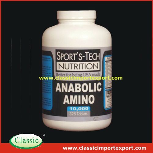 GMP Certified Amino Acid tablet Oem Private label