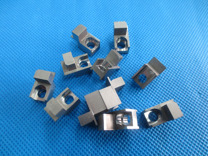 Precision CNC machining fixture parts positioning block