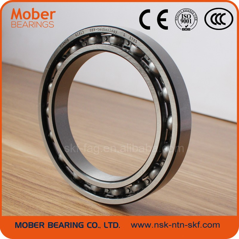 High quality thin section bearing 16016 Deep groove ball bearing