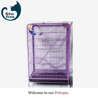 Low price hotsale metal pet animal cage on sale