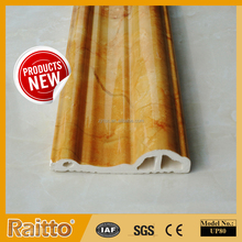 Alibaba China Supplier Marbling PVC Door Jamb
