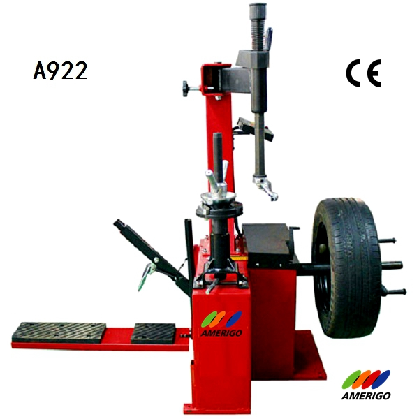 tire mount machine