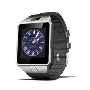 3G WIFI DZ09 Sim Card Smart Watch Phone with Wireless Call & Camera