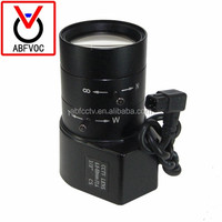 F1.6 varifocal auto iris 6-60mm cctv camera lens