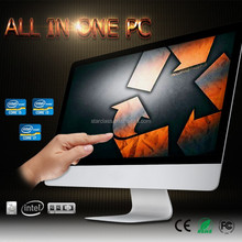 Hot 21.5 inch All In One Touch Screen Computer With Quad Core Intel i7