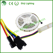 2801 dmx rgb led waterproof rope light 5050