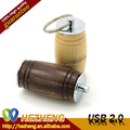 Novelty Wooden Casks 16GB USB Flash Thumb Drive