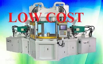 low cost Used tpu vertical injection moulding machine Taiwan