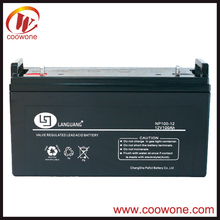 Customizable&rechargeable sealed 12v 500ah lead acid battery