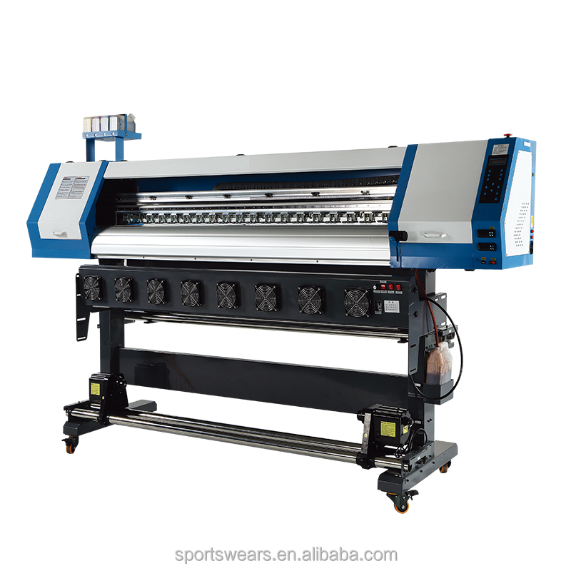 1.8m high resolution plotter printer sublimation with 5113 head