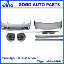 FRONT AND REAR BODY KITS FOR W219 / AMG / CLS63 2005 - 2009